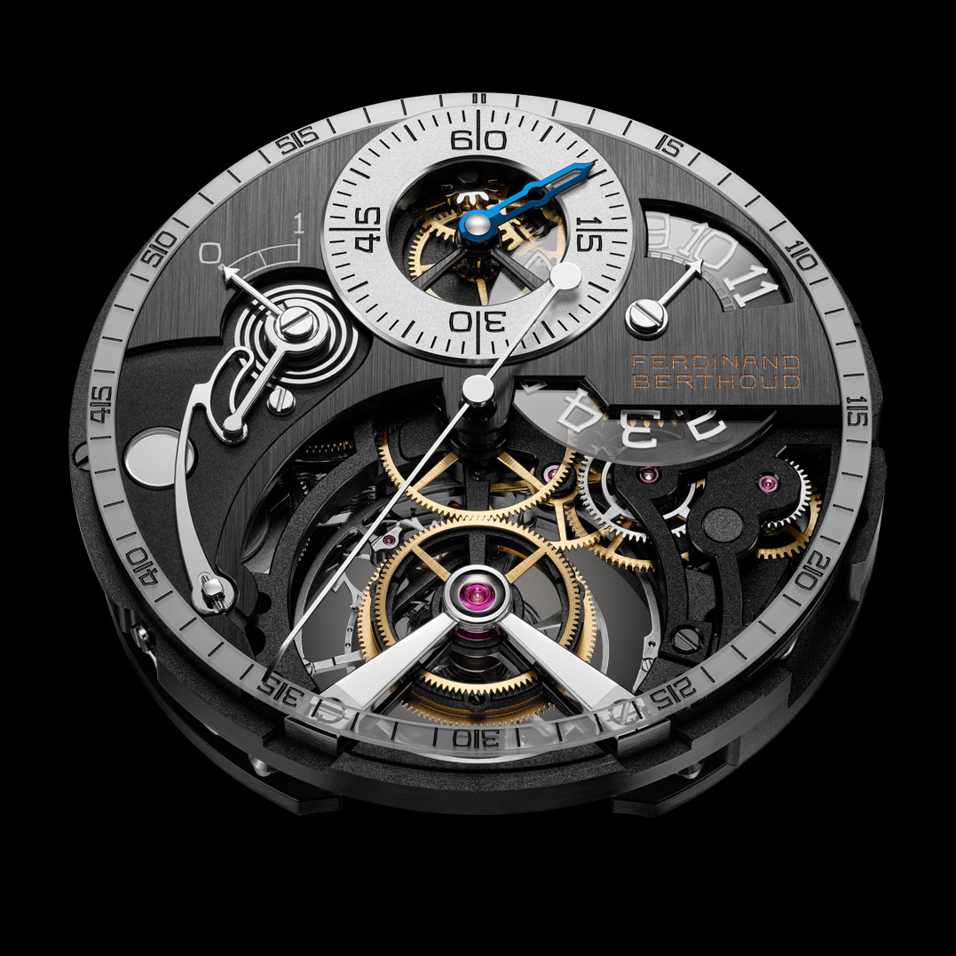 The new Chronomètre FB RS: One movement, two cases